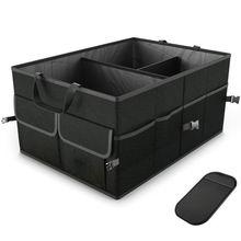 БАГАЖНИК Грузовой Органайзер складной Caddy хранения коллапс сумка Корзина для автомобиля грузовик внедорожник