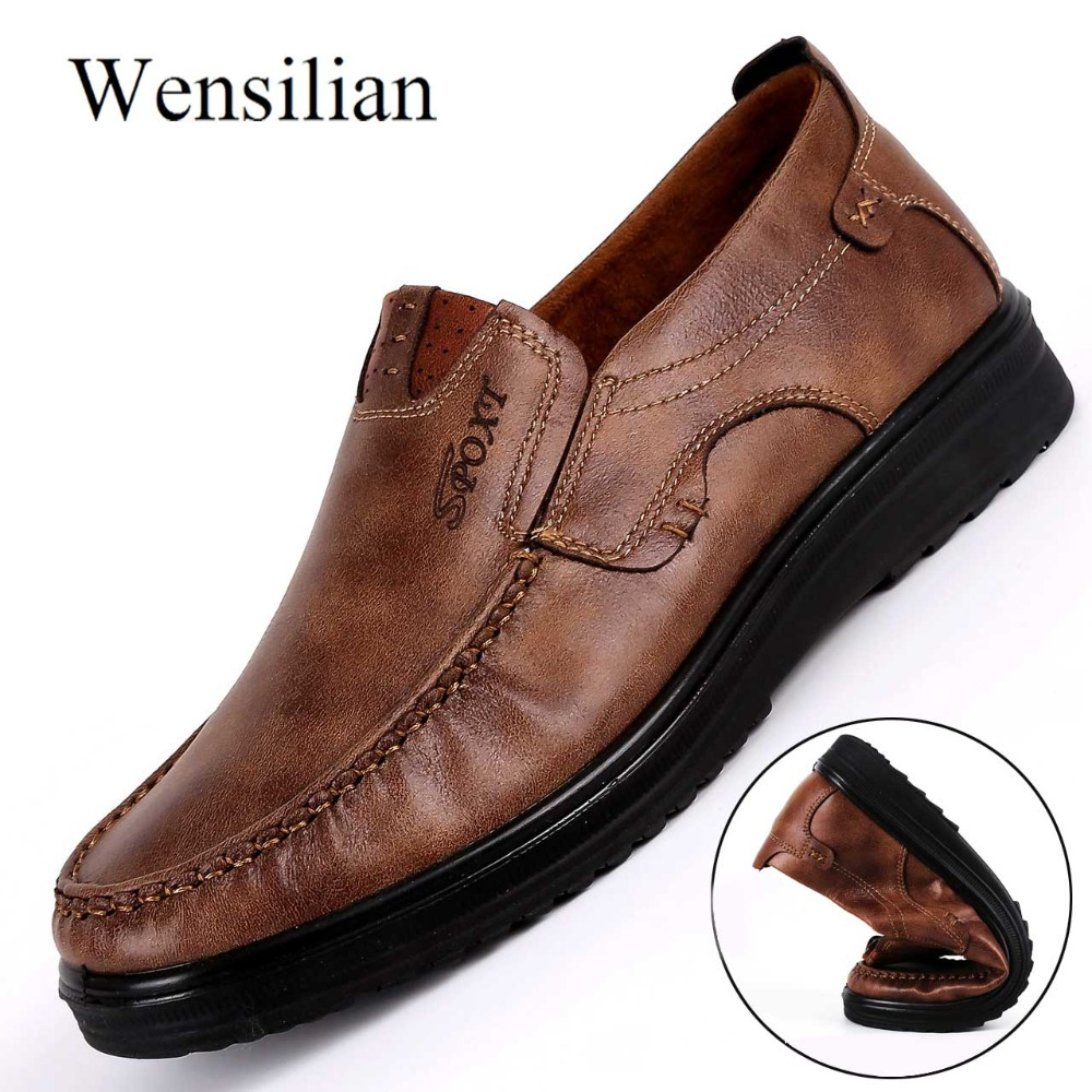 luxury Men Casual Shoes slip on loafers Flats Autumn Summer Breathable Shoes Male Shoes Adult Sapato Masculino Plus Size 38-47 spring summer flock women flats shoes female round toe casual shoes lady slip on loafers shoes plus size 40 41 42 43 gh8