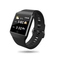 IT117 1.3'' TFT Color Display GPS Map Smart Watch Men BT 4.2 Waterproof Heart Rate Blood Pressure Oxygen Monitor Smart Bracelet