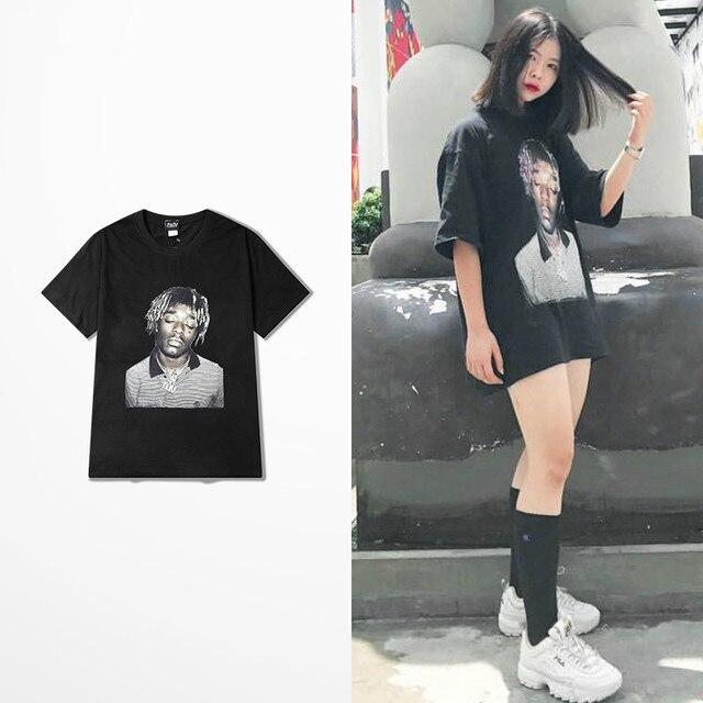 24f6bd8e Summer Oversize Men T Shirt Hip Hop Skateboard High Street Kanye West  Season Tee Shirt New Fashion Cotton Funny T Shirt Men
