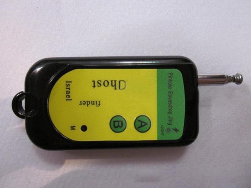 1 Pcs Wireless Signal Rf Detector Tracer Mini Camera Finder Ghost Sensor 100-2400 Mhz Gsm Alarm Device Radio Frequency Check1 Pcs Wireless Signal Rf Detector Tracer Mini Camera Finder Ghost Sensor 100-2400 Mhz Gsm Alarm Device Radio Frequency Check