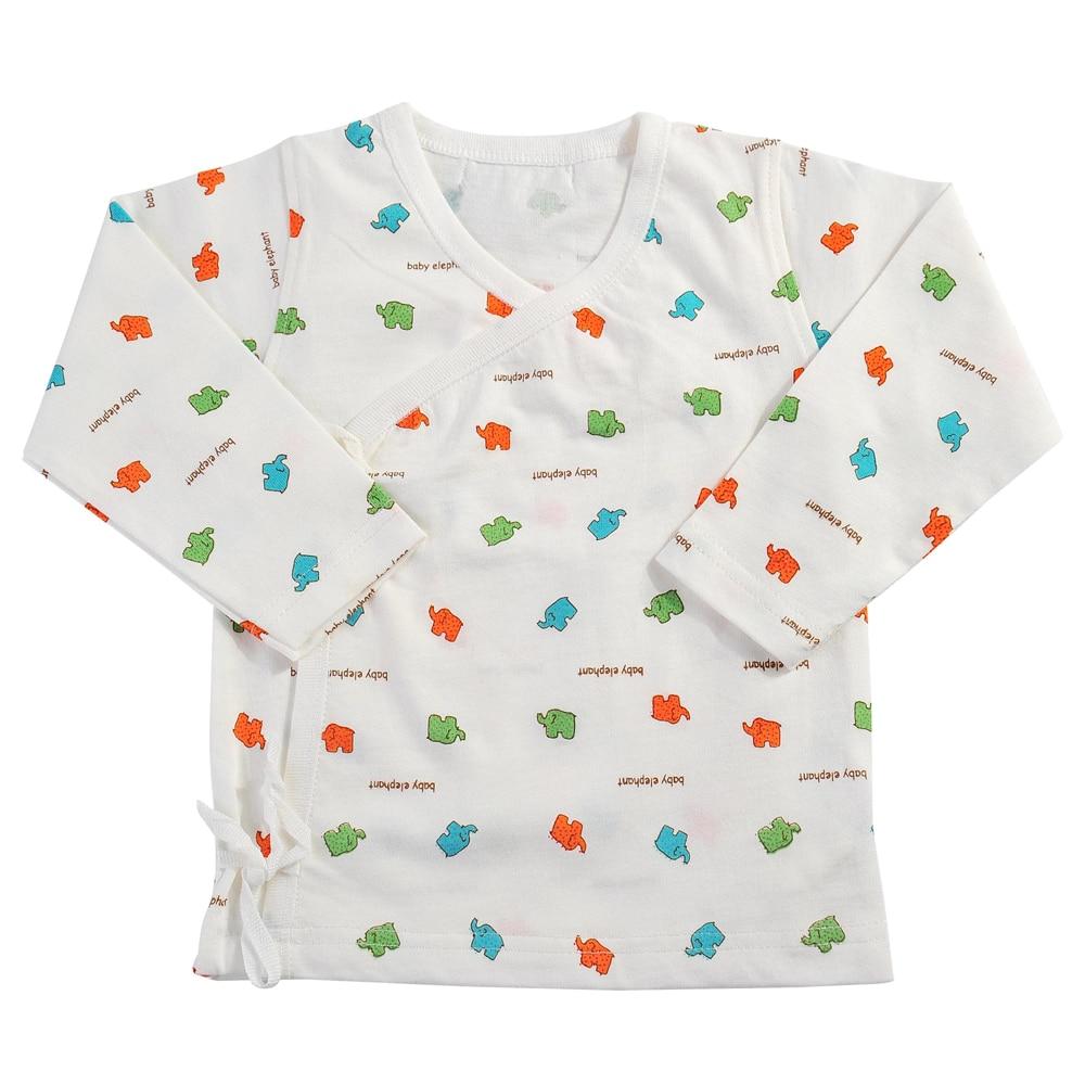 LeJin Baby T-shirt T-shirt Toppar Nyfödda Spädbarn Underkläder - Babykläder