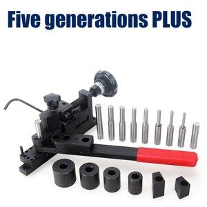 Image 2 - Cintreuse manuelle SIEG S/N:20012 machine à cintrer universelle cinq générations PLUS machine à cintrer mise à jour