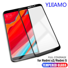 9h full cover glass for xiaomi redmi 5 redmi s2 redmi 5 plus 4x screen protector xiaomi redmi 5 5 plus s2 4x tempered Glass film xiaomi redmi 5 plus 4g phablet
