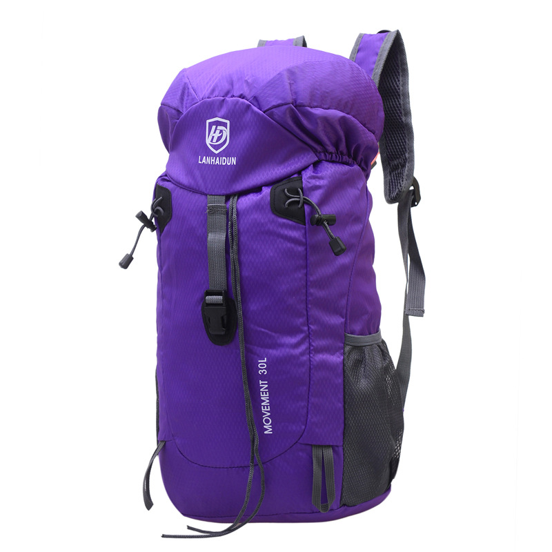 In Impermeabile All'aperto red orange Grande Tempo Il Viaggio green Borsa Da rose blue Di Libero Alpinismo Nylon Capacità Purple Per black Red CqwzAEI