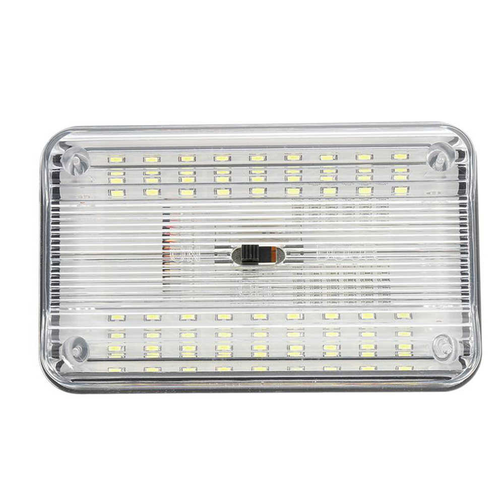 Auto Car Accessories Universal 36LED 12V White Car Interior Lights Dome Roof Ceiling Reading Lights Lamp
