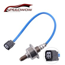 SPEEDWOW Lambda Oxygen O2 Sensor AIR FUEL RATIO O2 SENSOR For HONDA CIVIC CRV CR-V FR-V FRV ACCORD 36531-RNA-003 36531-RNA-J01 oxygen sensor lambda air fuel ratio o2 sensor for acura el honda civic 36531 plr 003 36531plr003 234 9017 2349017 2004 2005