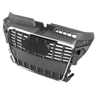 Front Bumper Grille Hood Grill for Audi A3/S3 8P 2009 2013 For A3/S3 Style