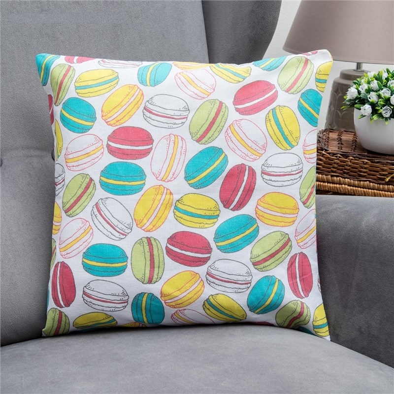 Pillow Case decorative zipper