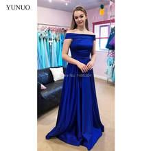 94b62fa40fa Vintage bleu Royal hors de l épaule 2019 robes de reconstitution historique  Bling perlé ruban pas cher robes de bal soirée