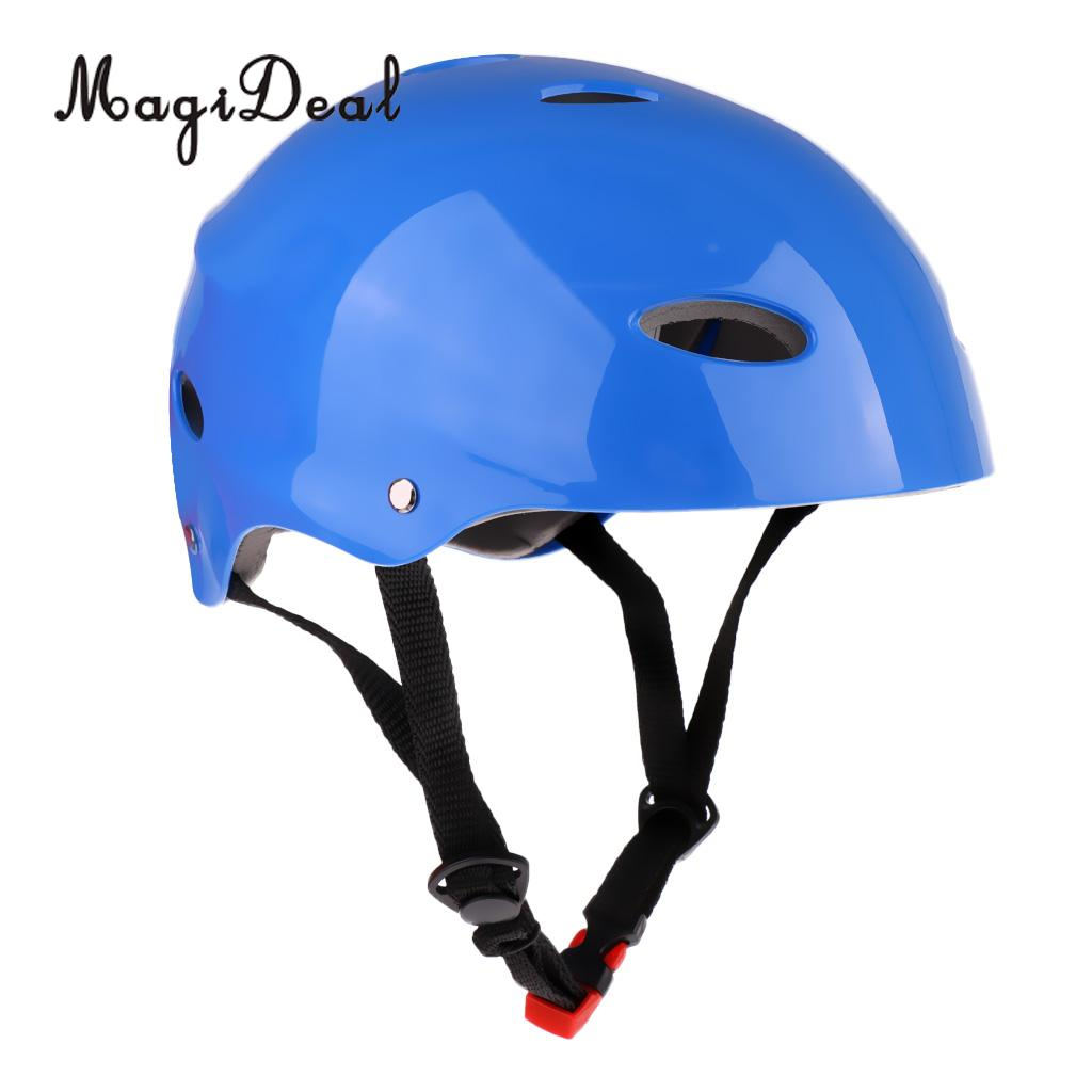 High Quality Water Sports Safety Helmet For Wakeboard Kayak Canoe Boat Drifting Sailing S/M/L Drifting Sailing Climbing Accessor