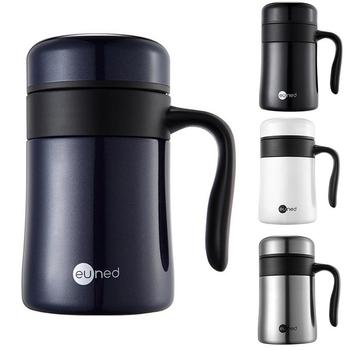 Thermos Coffee Travel Mug | 400ML Stainless Steel Vacuum Insulation Water Cup Mug Travel Coffee Mug Thermos Tumbler Cups Thermo Water Bottle Tea Mug