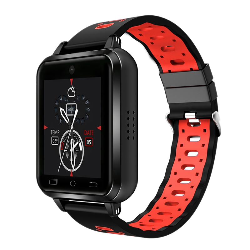 Q1 Pro 4G Smart Watch Android 6.0 Mtk6737 Quad Core 1Gb/8Gb Smartwatch Phone Heart Rate Sim Card Support Change Strap 18MmQ1 Pro 4G Smart Watch Android 6.0 Mtk6737 Quad Core 1Gb/8Gb Smartwatch Phone Heart Rate Sim Card Support Change Strap 18Mm