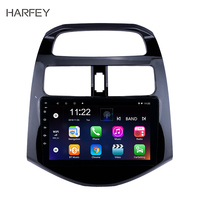 Harfey 2 Din 8 Core For 2011 2012 2013 2014 Chevrolet DAEWOO Android 8.1 Car Radio 9 Inch Multimedia Player Backup camera Aux