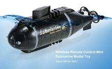 цена на DSstyles Mini Remote Control Racing Submarine RC Mini Boat RC Toys for Kids with RC Transmitter