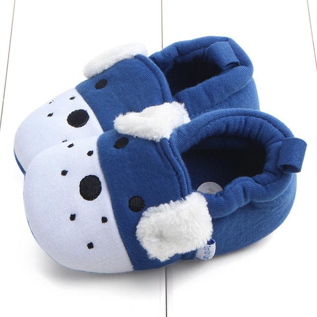 Cartoon Animal Non-slip Baby Shoes