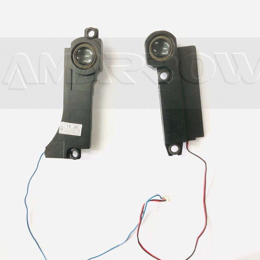 original free shipping Original Laptop Speaker Set for Lenovo Y500 Y510 Y510P Series Excellent. image