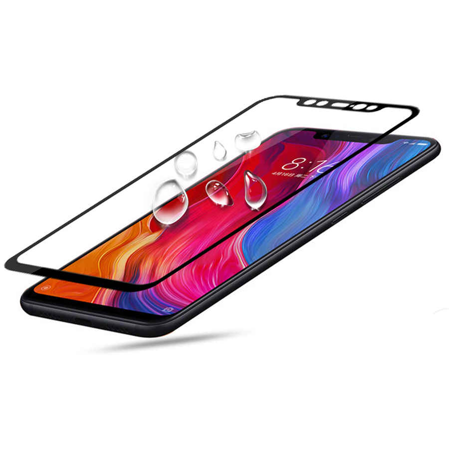 Image 3 - 2.5D 9H Explosion proof Tempered Glass Protective For Xiaomi Redmi Go Full Cover Mobile phone Screen Protector Film-in Phone Screen Protectors from Cellphones & Telecommunications