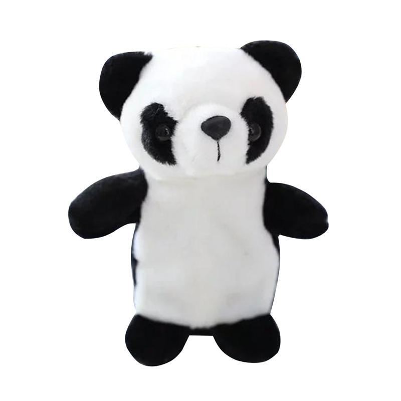 1 Pc Elektrische Panda Spielzeug Smart Pädagogisches Plüsch Simulation Plüsch Spielzeug Tiere Spielzeug Puppe Ohne Batterie Für Mädchen Jungen Freigabepreis Stofftiere & Plüsch