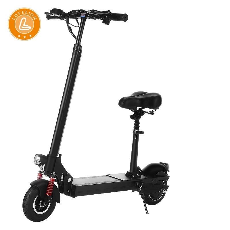 LOVELION plier scooter li-on batterie conduite véhicule électrique Portable Skate vélo véhicule électrique-skateboard scooters