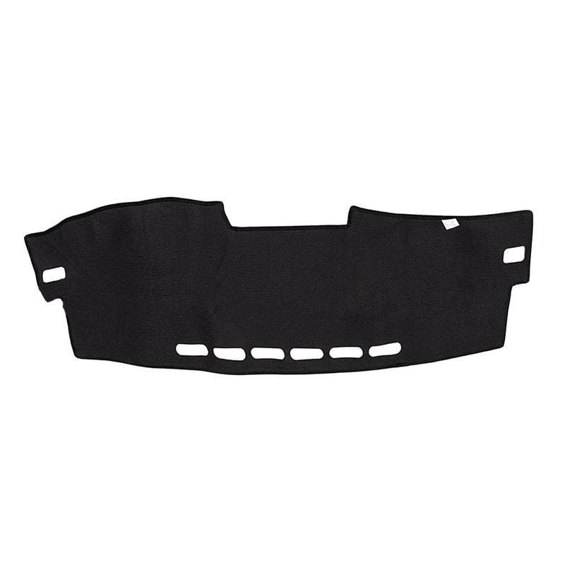 Universal Car Dashboard Cover Mat Environmentally Friendly Materials No Odor Non-slip No Fading Block UV Rays Durable Practical