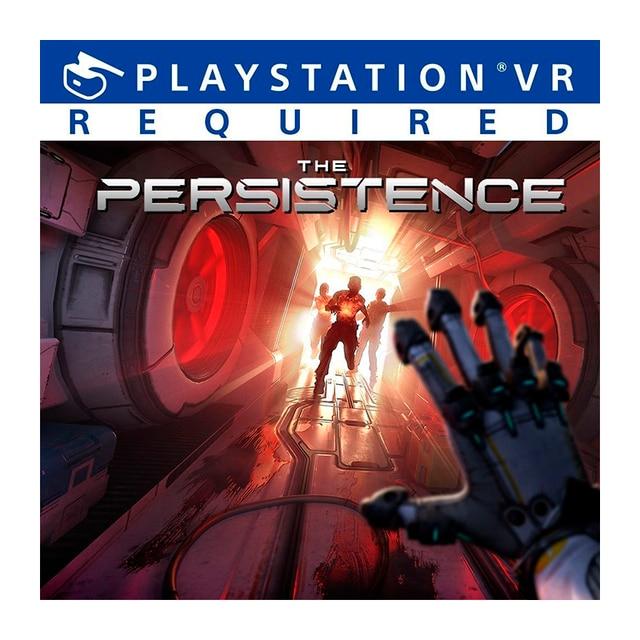 Игра для Sony PlayStation 4 The Persistence (только для VR), русская версия