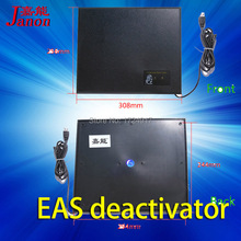 excellent EAS RF LABEL DEACTIVATOR flash and sound alarm system 8 2Mhz eas label deactivator with