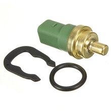 Зеленый Автомобильный датчик температуры охлаждающей жидкости для Audi A4 A6 A8 для VW Golf 2000-2008 059919501A 078919501C