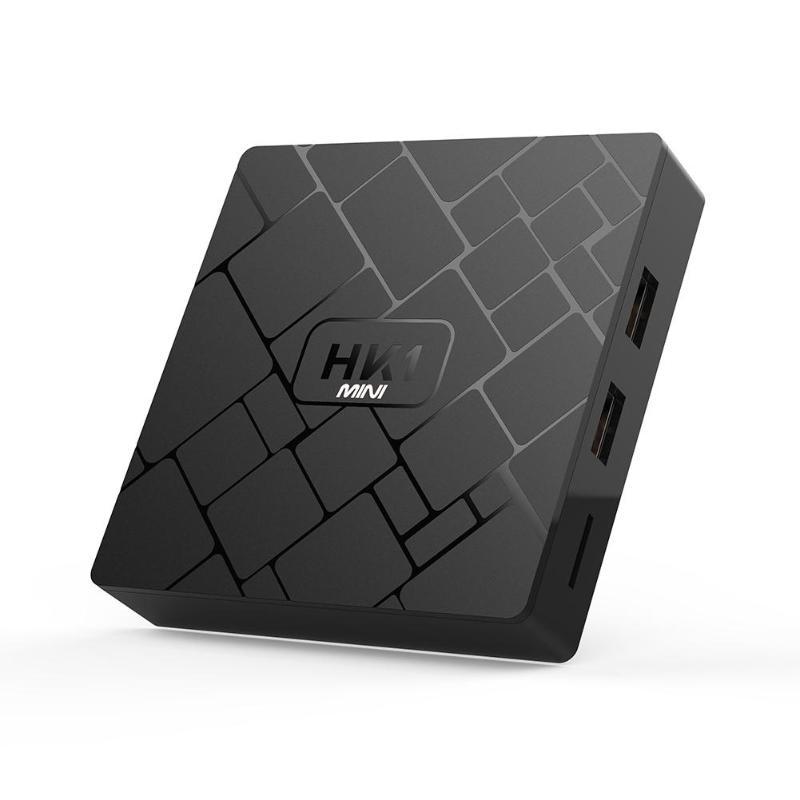 Transpeed Android 8,1 Smart ТВ коробка RK3229 2 г DDR3 16 г EMMC Встроенная память Декодер каналов кабельного телевидения 4 К 3D H.265 Wi-Fi медиаплеера ТВ приемник play ...