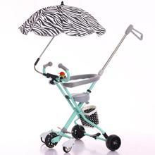 Kidlove, новинка, большая ультра-легкая складная коляска, компактная складная ручная тележка, высокий пейзаж, зонт, детская коляска