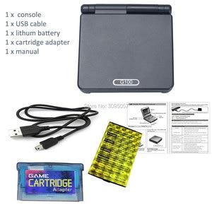 Image 5 - Retro mini estação de jogo 32 bit 268 clássico jogo handheld console suporte downlaoding jogos