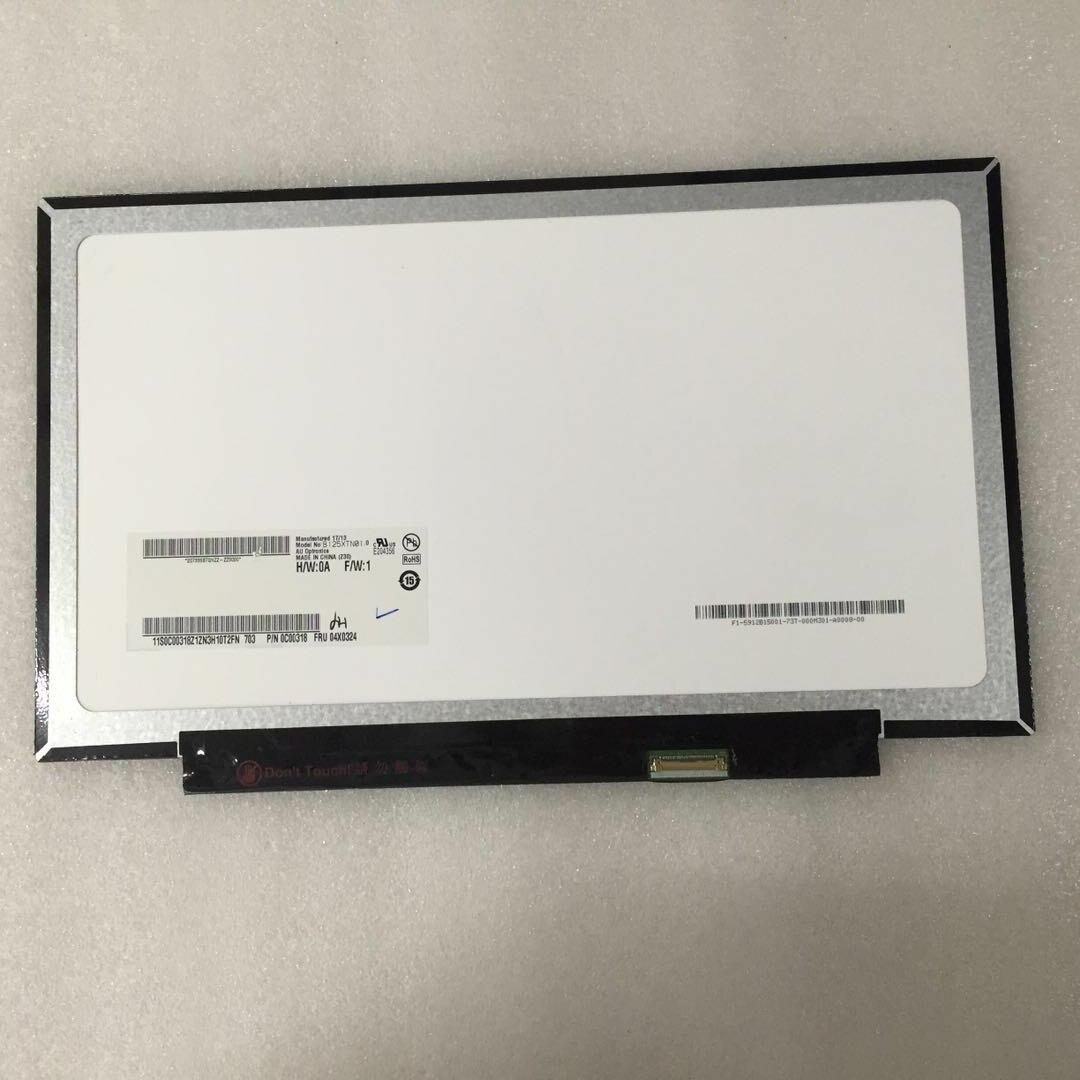 """Livraison gratuite B125XTN01.0 12.5 """"1366X768 ordinateur portable LED écran LCD pour lenovo x240 x240s X260 X270 FRU: 04x0324-in Écran LCD pour ordinateur portable from Ordinateur et bureautique on AliExpress - 11.11_Double 11_Singles' Day 1"""