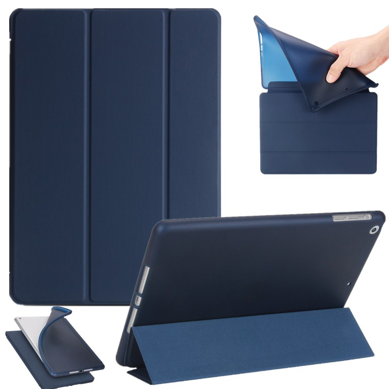 Case for iPad 5 Air Flip Stand cover For ipad 2/3/4 PU leather Full smart case for ipad mini 4 cover for iPad Air table Case+Pen title=
