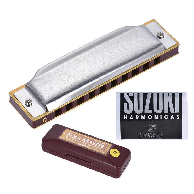 Suzuki Harmonica