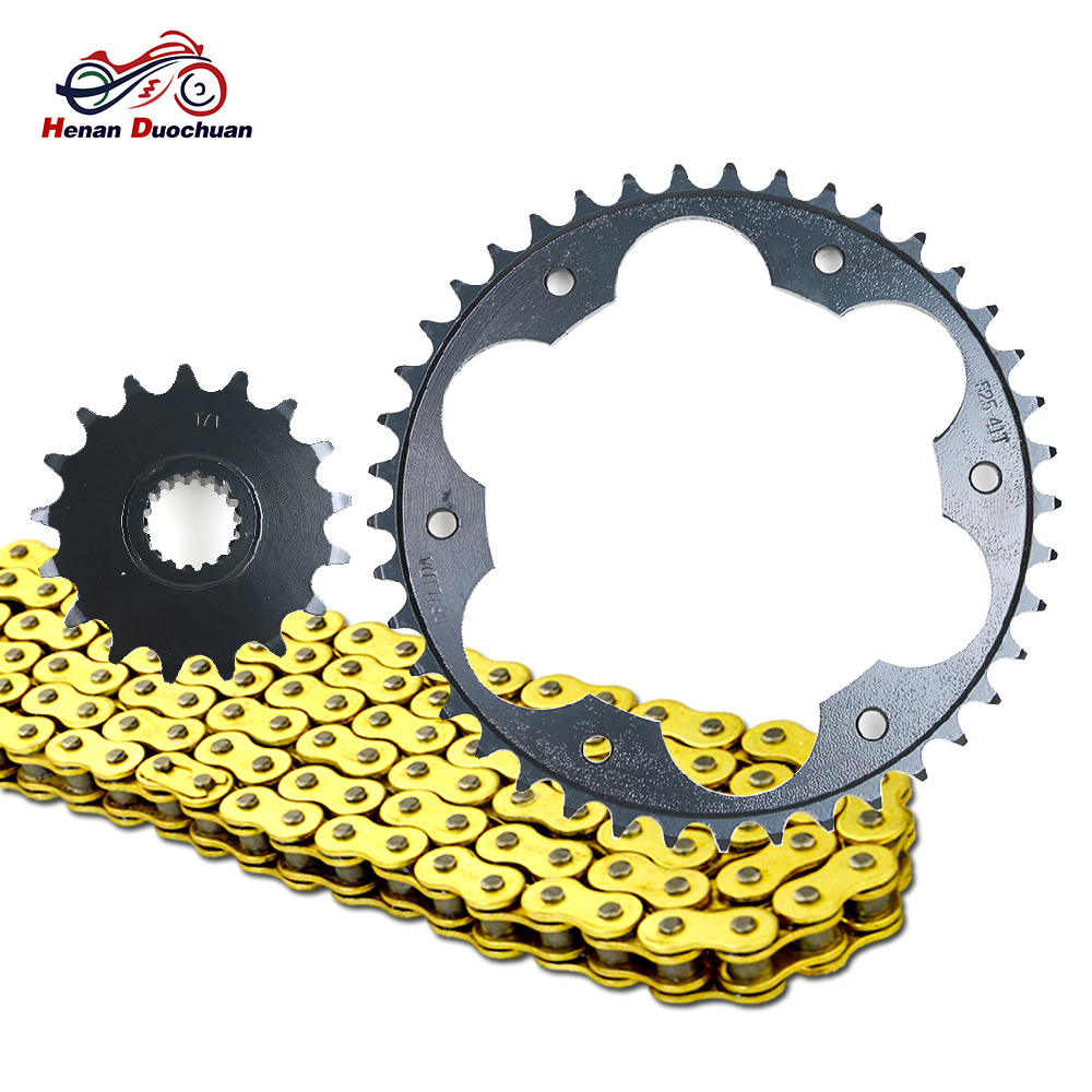 small resolution of 525 17t 41t motorcycle drive chain and front rear sprocket kit for bmw f800 gs adventure