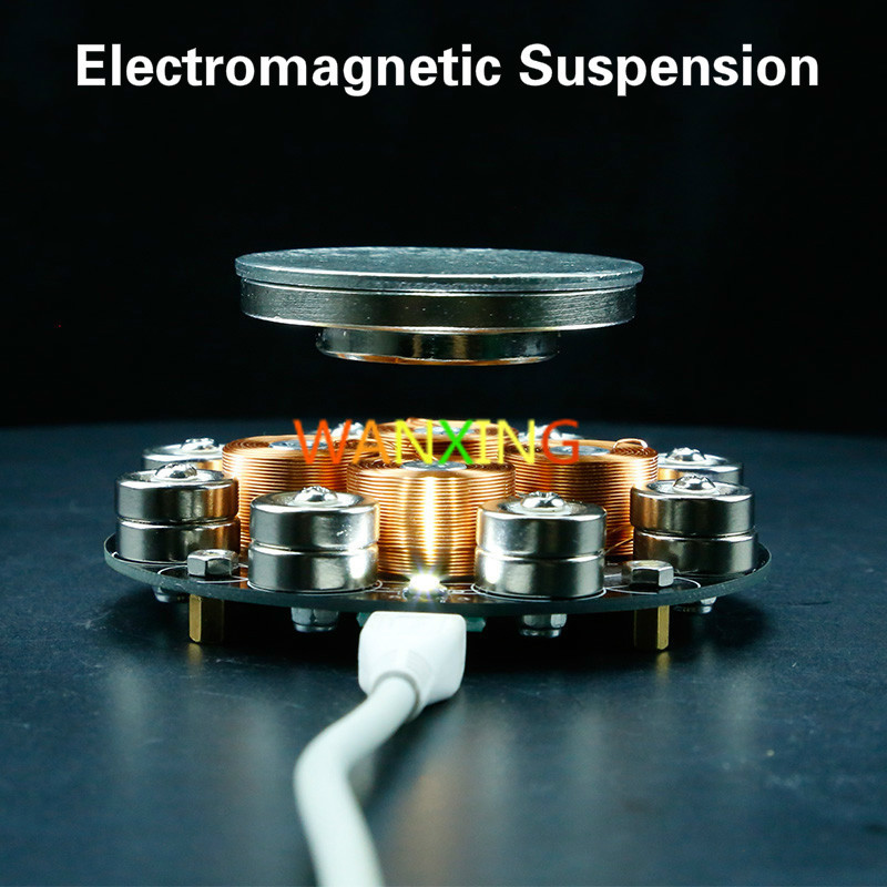 Experiments Science Toys Magnetic Levitation Tecnologia Kits Laboratory Supply Diy Kit Scientific Gifts Free Shipping