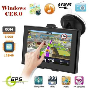 5 inch Car GPS Navigation WinC