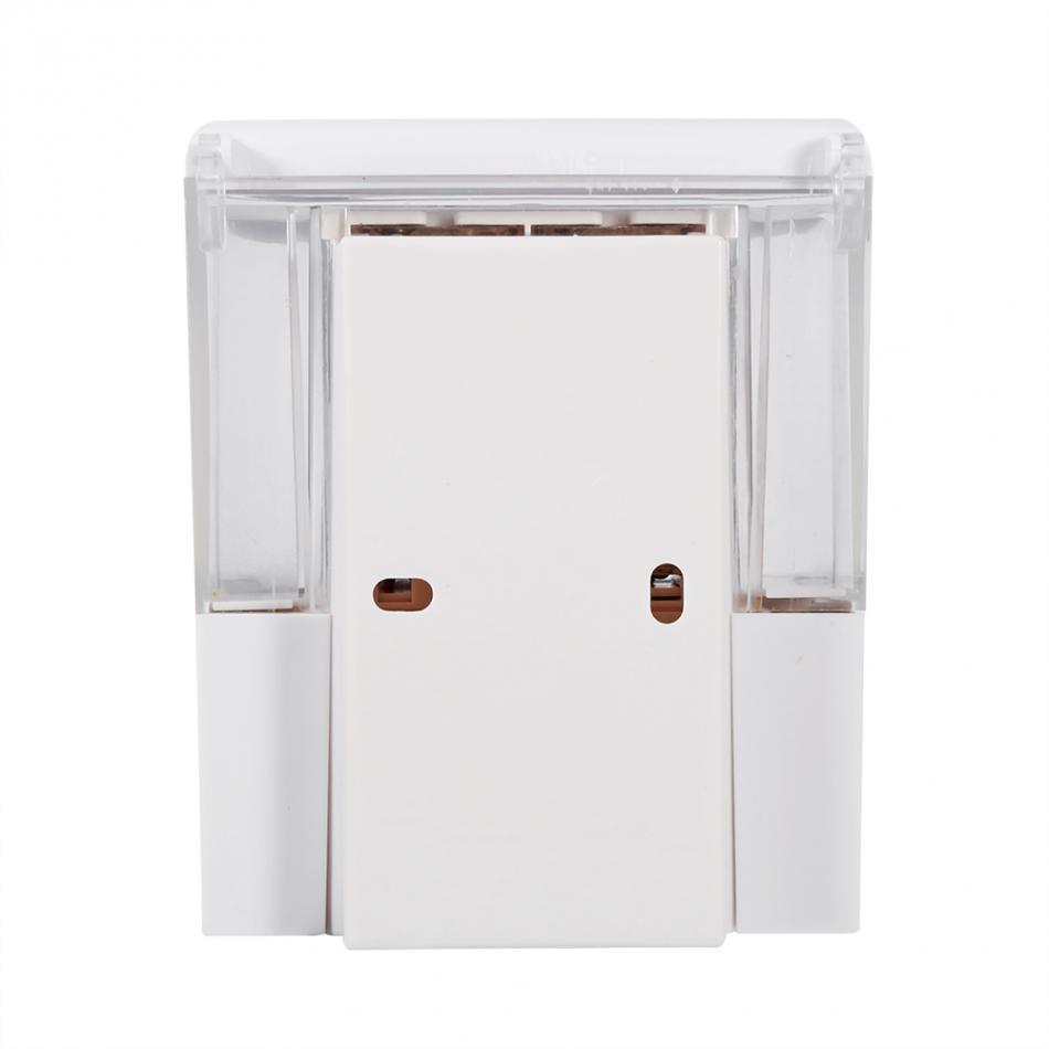 600ml Automatic Soap Dispenser ABS IR Sensor Touch-free Liqud Soap Container Kitchen Lotion Shampoo Liquid Sanitizer Soap Pump