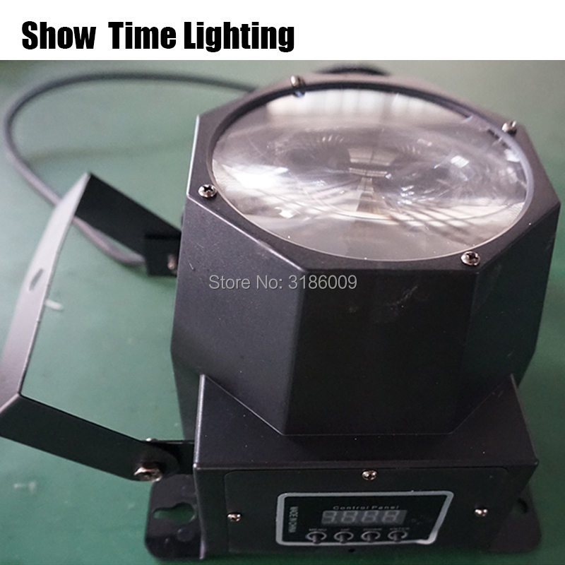 Show Time High Bright 30W LED PinSpot Light/LED Beam Spot Follow Spot Effect Color Shot To Glass Ball For Full Star Effect