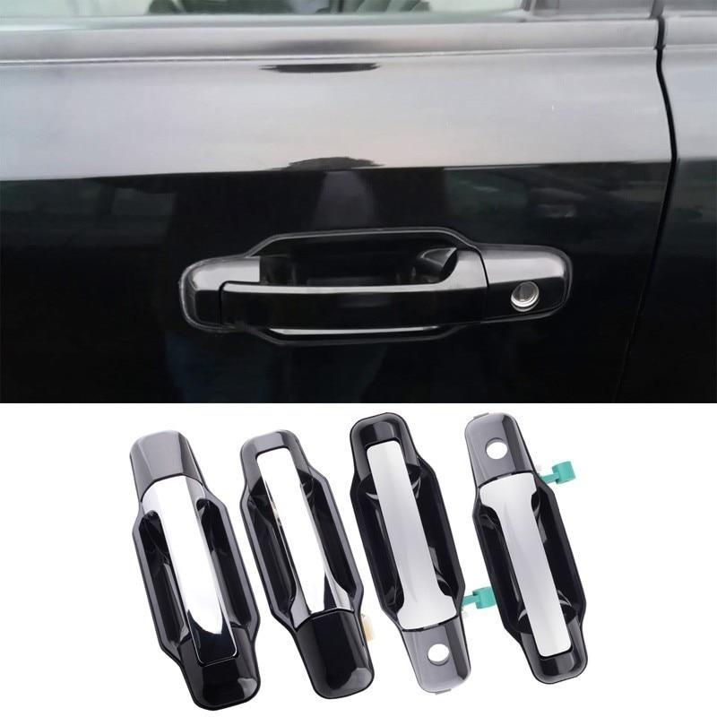 SPEEDWOW Exterior Door Handle Front Rear Right Left Door Handle For Kia Sorento 2003 2004 2005