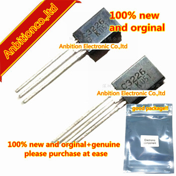 10pcs 100% new and orginal KTC3226-Y C3226 Y TO-92L MOS NPN  in stock