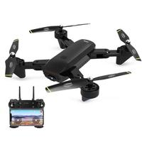 RCtown DM107S Dual Cameras Foldable RC Drone High speed Support VR UAV RTF 2.0MP Wide angle Camera