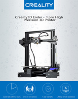 Creality3D Ender 3 Pro High Precision 3D Printer DIY Kit Steel Frame LCD Display Stable Safer Than Previous