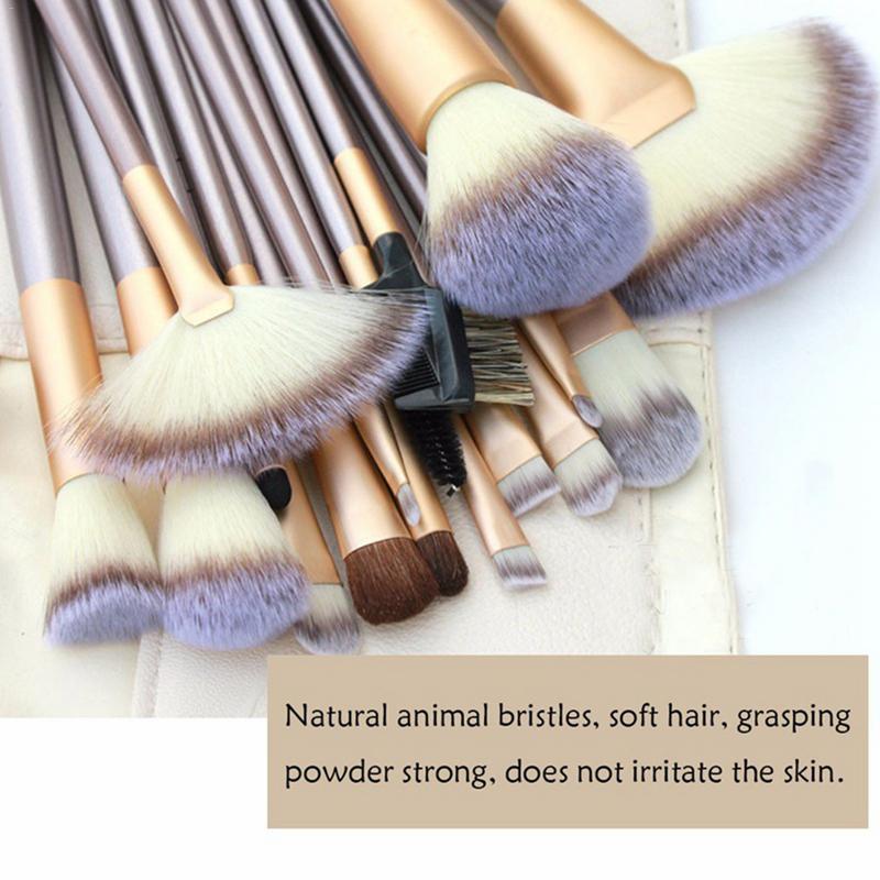 Maquiagem de Cabelo Brushes Cosméticos de Cabelo Sintético