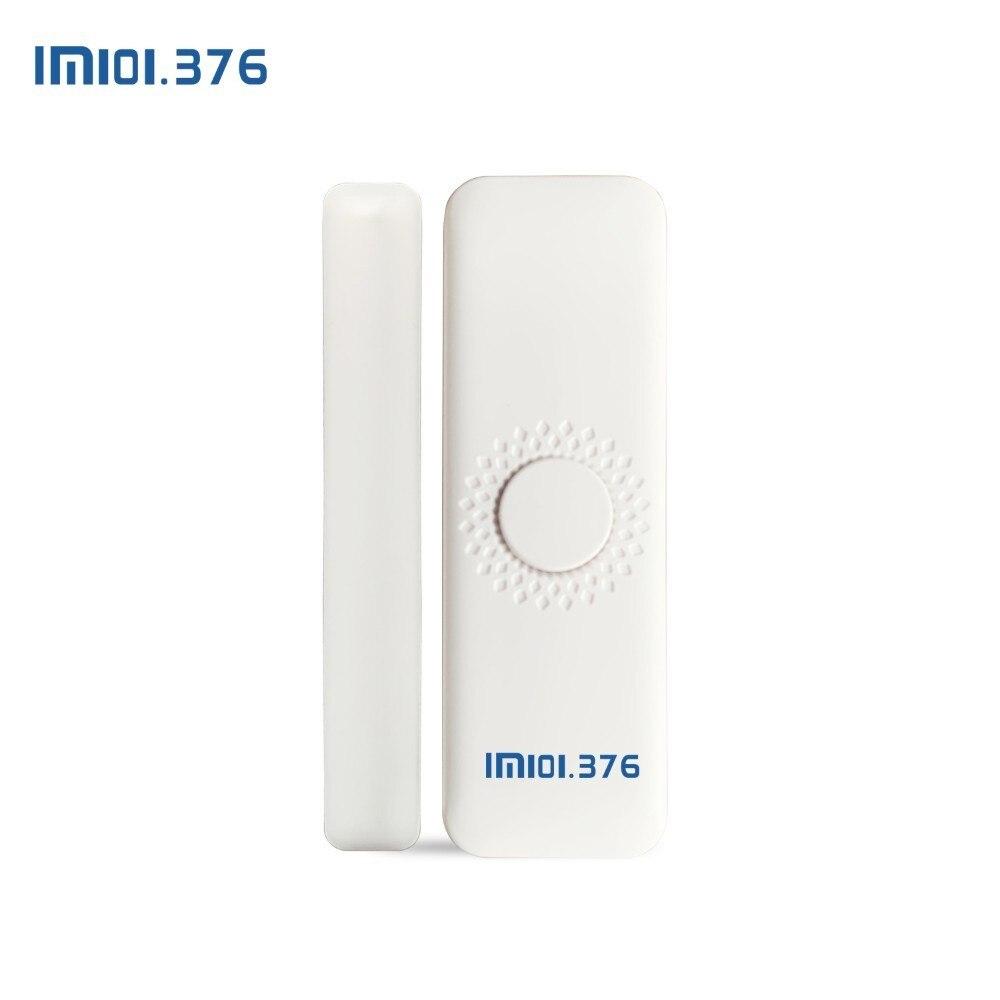 LM101.376 détecteur de capteur d'aimant de porte de fenêtre capteurs d'alarme portables détecteurs de maison intelligente sans fil pour système d'alarme ubontoo - 3