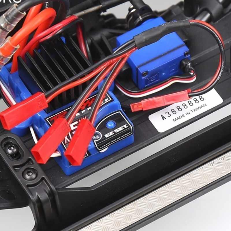 Modèle RC 3 en 1 câble ESC alimentation câblage externe JST pour 1/10 RC chenille voiture Defender Traxxas TRX4 TRX6 G63 AXIAL SCX10