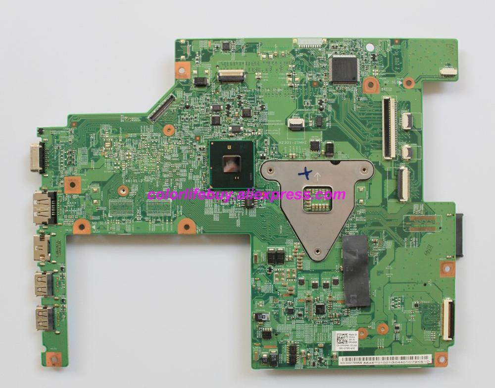 Image 2 - Genuine PN6M9 0PN6M9 CN 0PN6M9 Laptop Motherboard Mainboard for Dell Vostro 3500 V3500 Notebook PC-in Laptop Motherboard from Computer & Office