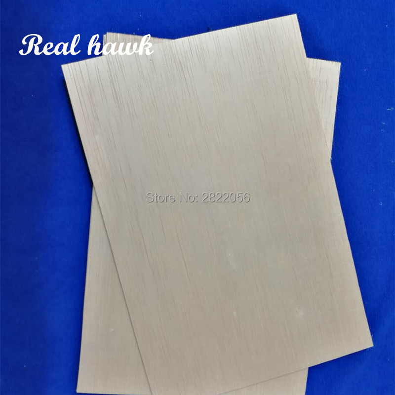 420mmx297*2/3mm super quality Aviation model layer board balsa plywood plank DIY wood model materials free shipping|Parts & Accessories| |  - title=