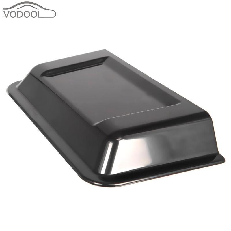 Abs Plastic Cowl Heater Air Vent Intake Hood Scoop Vent