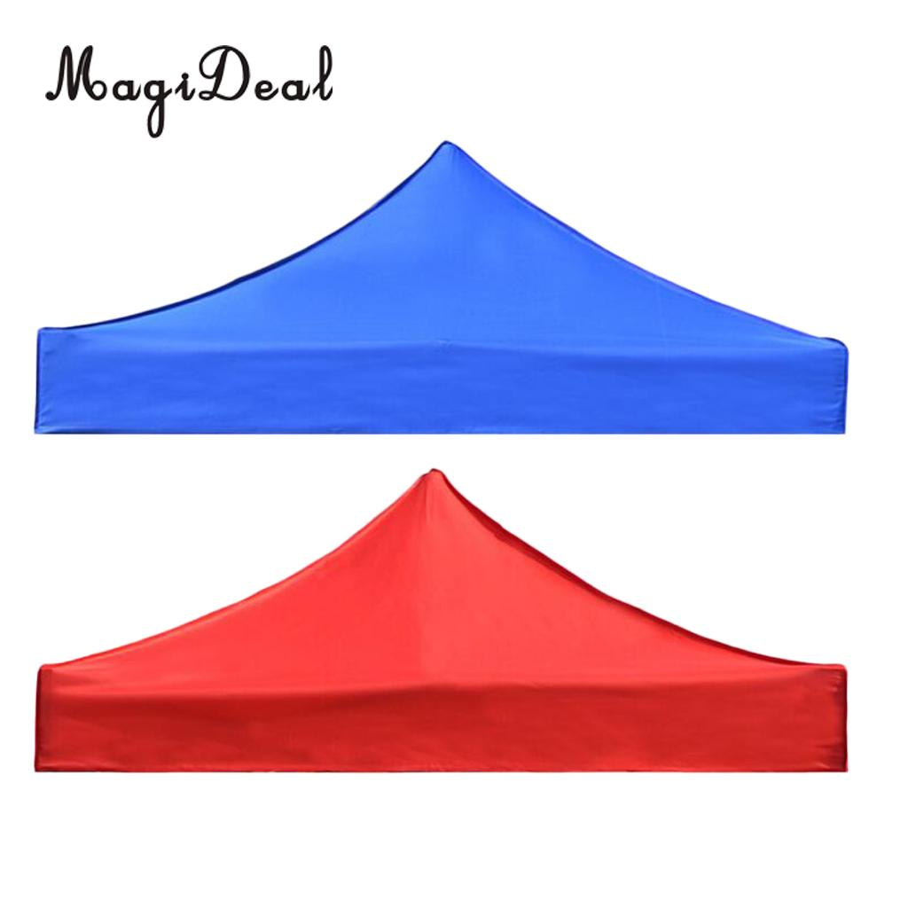 Replacement Oxford Camping Tent Canopy Awning Top Cover Gazebo Tent Cover Tarp Sun Rain Proof Outdoor Camping Accessories-in Tent Accessories from Sports & Entertainment